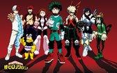 My Hero Academia poster manga Japans anime Izuku formaat 61 x 91.5 cm