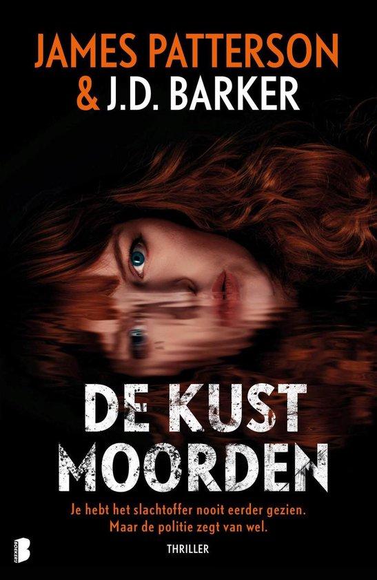Boek cover De kustmoorden van J.D. Barker (Paperback)