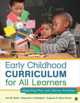 Omslag Early Childhood Curriculum for All Learners