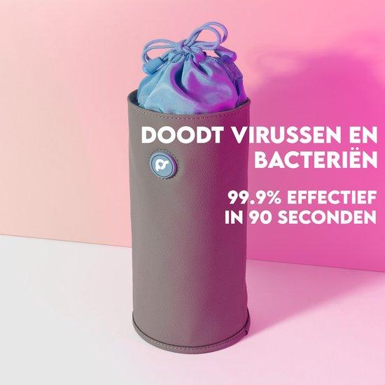 PureSan® UV Sterilisator - Premium desinfectie etui