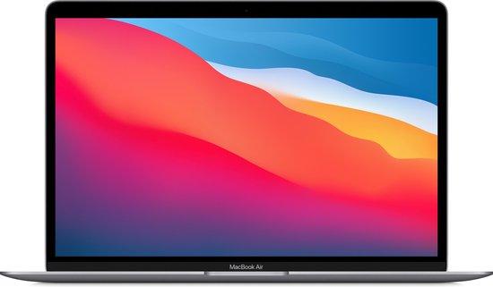 Apple MacBook Air (November, 2020) MGN63N/A - 13.3 inch - Apple M1 - 256 GB - Space Grey