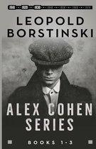 Alex Cohen Series Books 1-3