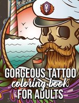 Gorgeous Tattoo Coloring Book For Adults