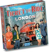 Ticket to Ride London - Bordspel