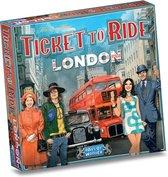 Ticket to Ride London - Bordspel