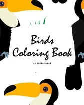 Birds Coloring Book for Children (8x10 Coloring Book / Activity Book)