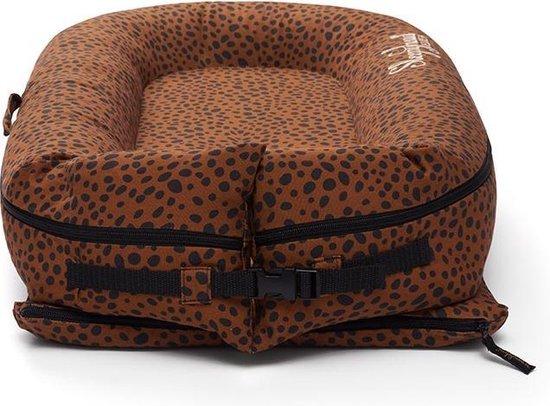 Sleepyhead Deluxe+ nestje Bronzed Cheetah