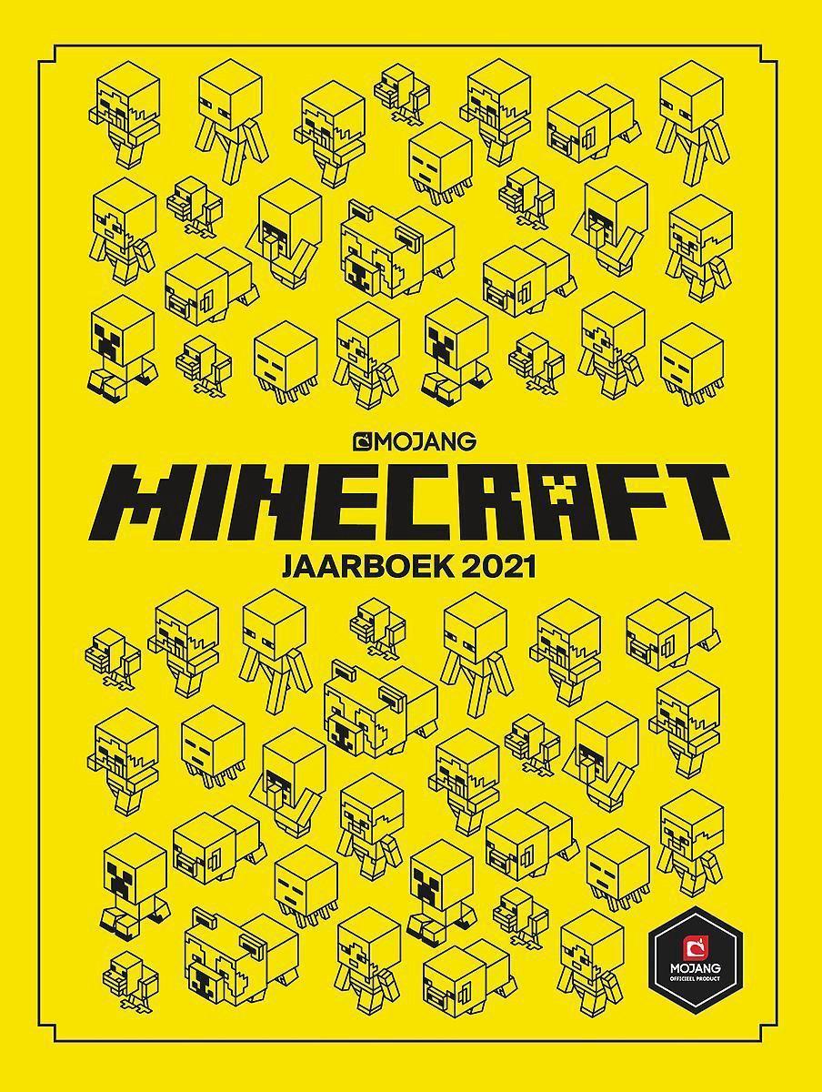 bol.com  Minecraft - Minecraft: Jaarboek 11, Dan Whitehead