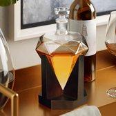 MikaMax - Whiskey Diamond Decanter - Karaf drank