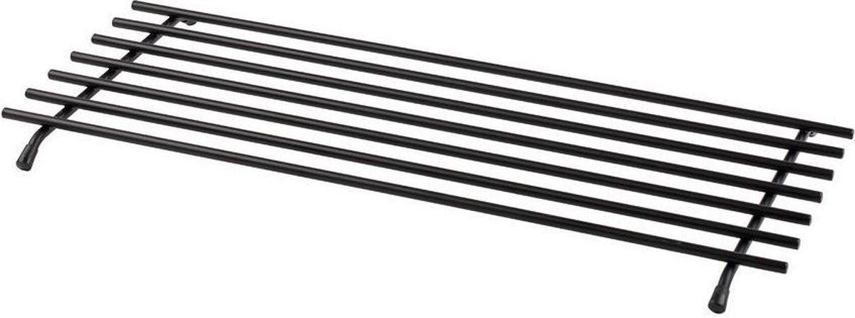 Funktion - Pannenonderzetter zwart - 50x24cm