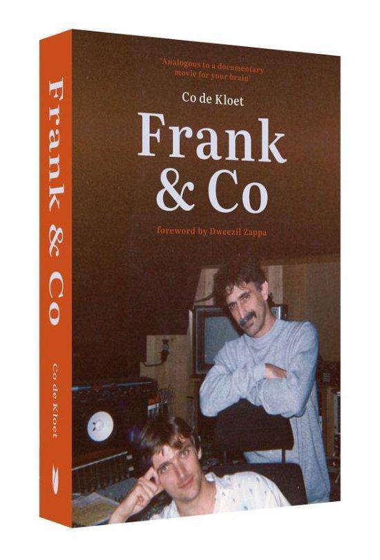Boek cover Frank & Co van Co de Kloet (Paperback)