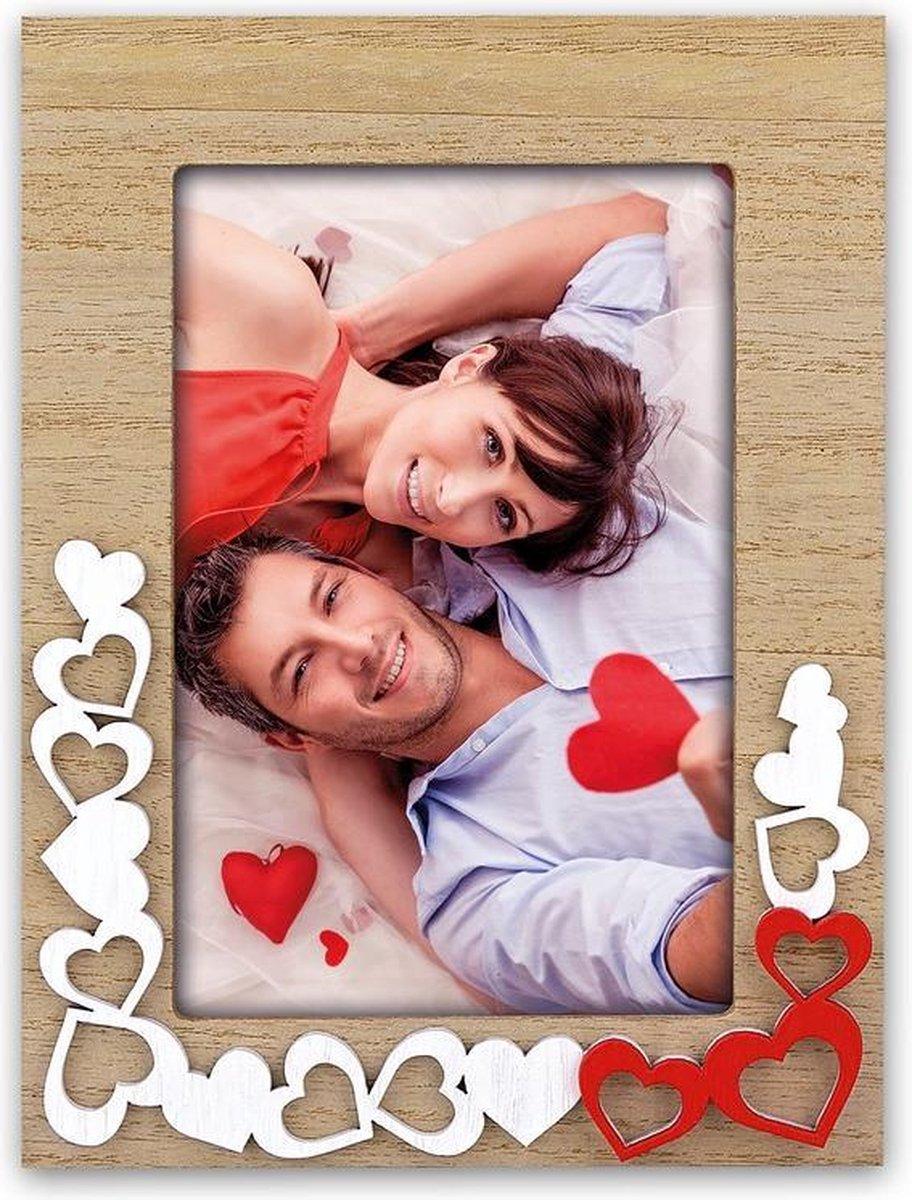 ZEP - Romantische Fotolijst Rachele Bruin voor foto 13x18 cm - LD75BR