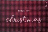 Zayn kerst deurmat - Merry Christmas - Mad About Mats - 50x75cm