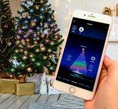 FlinQ Slimme Kerstverlichting - 160 LEDS -  Kerstv