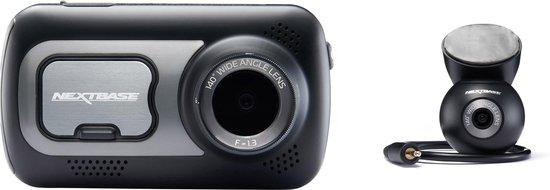 Nextbase 522GW + Rear window - dashcam - Dashcam voor auto met wifi - Nextbase dashcam