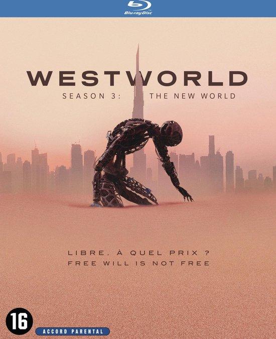 Westworld - Seizoen 3 (Blu-ray)