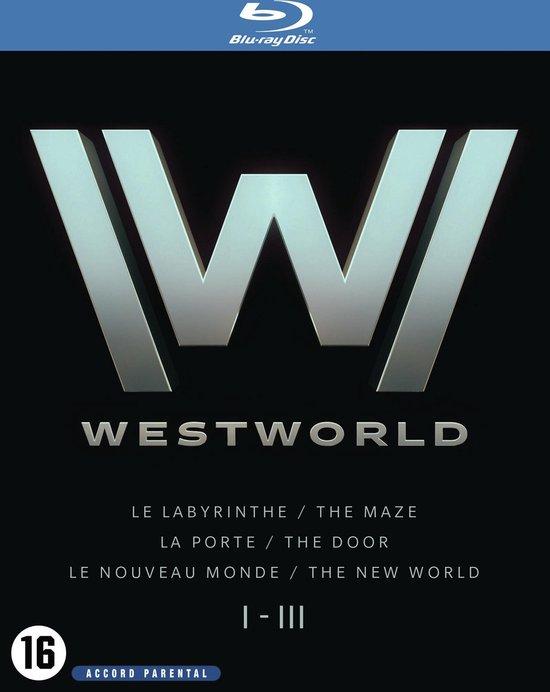 Westworld - Seizoen 1-3 (Blu-ray)