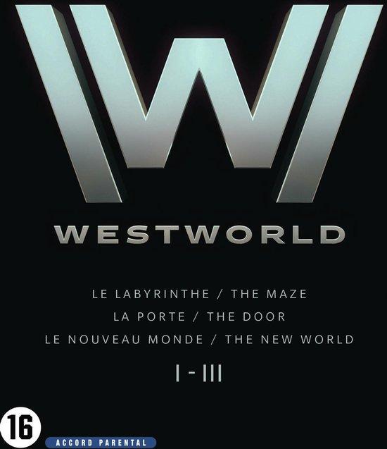 Westworld - Seizoen 1-3