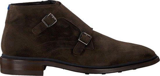 Floris Van Bommel Heren Nette schoenen 10672 - Bruin - Maat 43