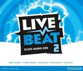 Live Beat 2 Class Audio CDs