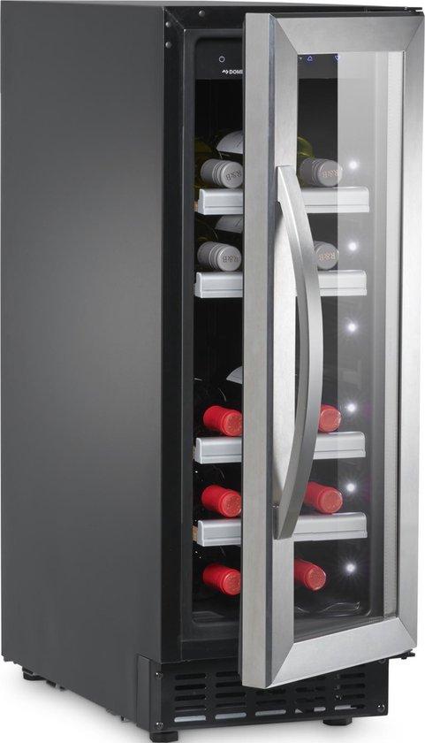Koelkast: Dometic Classic C20G -  Compacte wijnkoelkast - 20 Flessen, van het merk Dometic Classic