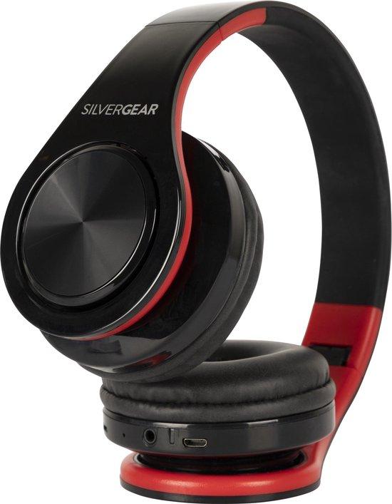 Silvergear Bluetooth Draadloos Headphone