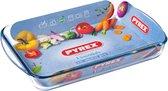 Pyrex Essentials Ovenschaal - 40 x 28 x 6 cm - 3,7 l
