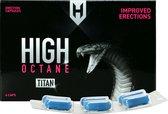 High Octane Titan Erectie Erectiepillen