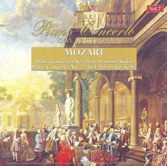 Mozart: Piano Concertos, Vol. 7