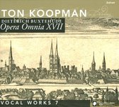 Koopman Ton / Amsterdam Baroque Orchestra - Opera Omnia Xvii - Vocal Music Vol.