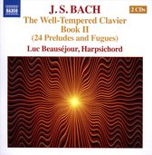 Luc Beausejour - The Well-Tempered Clavier, Book Ii