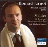 Jarnot Konrad/Deutsch Helmut - Jarnot, Mahler Lieder Eines..