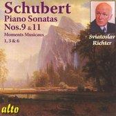 Schubert Piano Sonatas 9+11