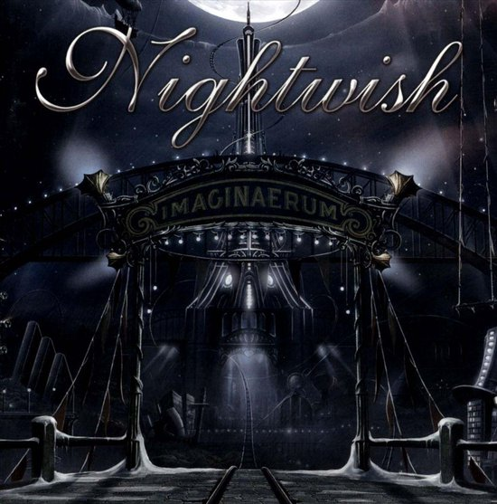 CD cover van Imaginaerium van Nightwish
