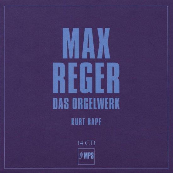 Max Reger: Das Orgelwerk