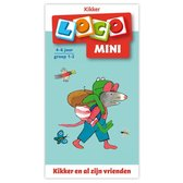 Loco Mini  -   Loco mini Kikker en vrienden