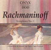 Rachmaninoff: Symphony No. 1