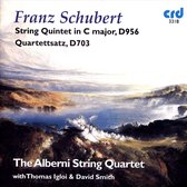 Schubert: String Quintet in C major; Quartettsatz