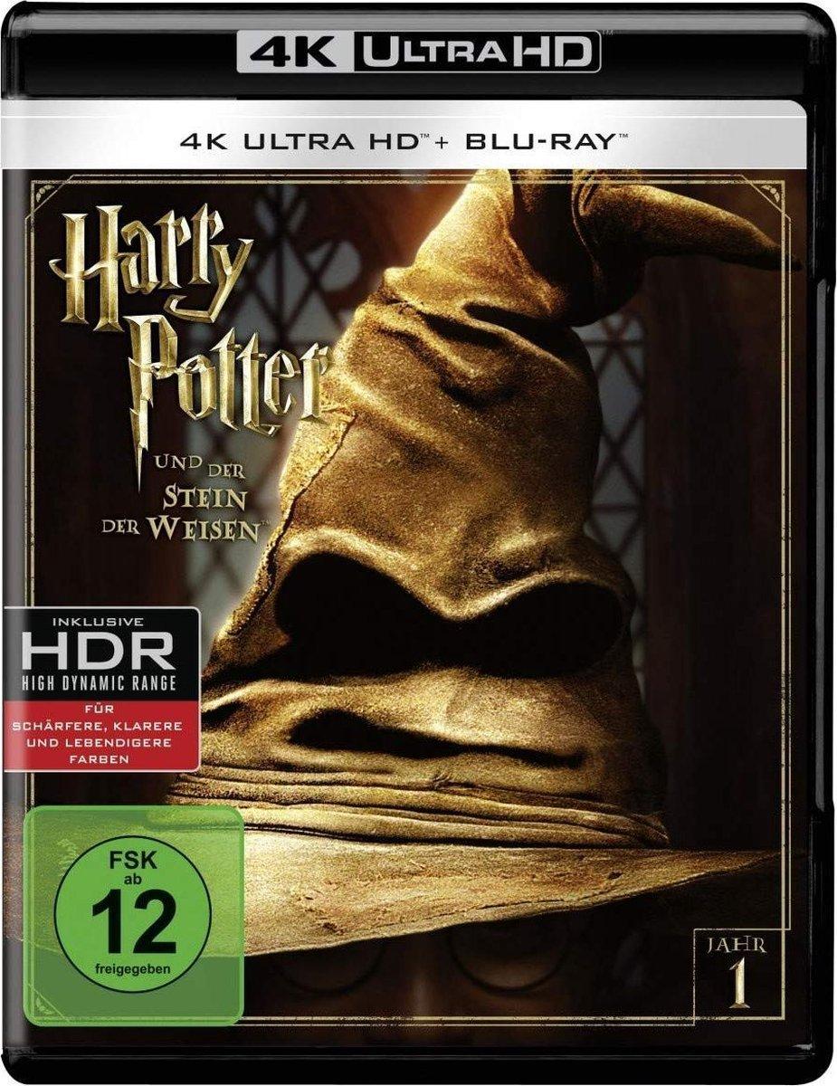 Harry Potter und der stein der weisen-