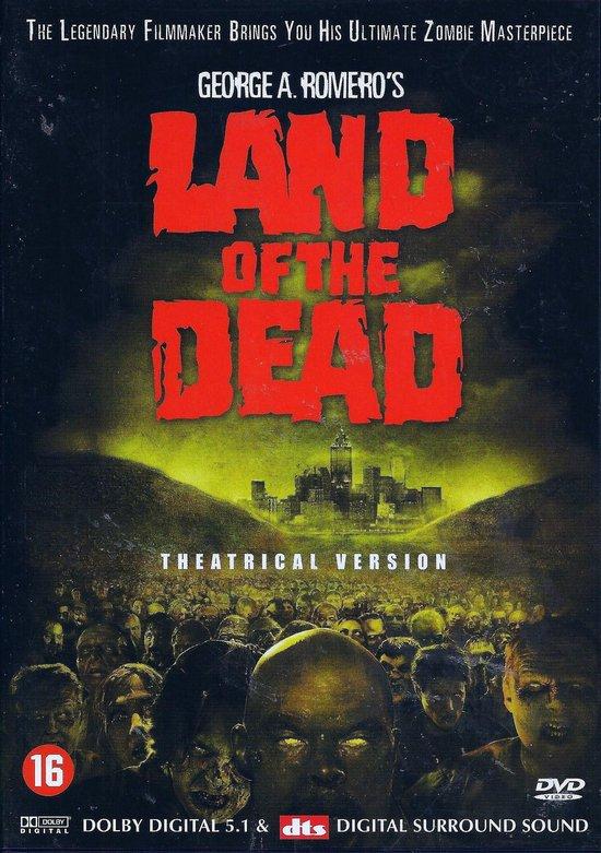 Cover van de film 'Land Of The Dead'