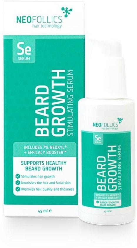 Neofollics - Beard Growth Serum - 45 ml