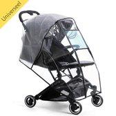 Regenhoes Kinderwagen - Regenhoes Buggy - Regenscherm - Universeel - Hoogwaardige Kwaliteit