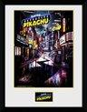 Framed Collector Print met kader 30 x 40 cm Detective Pikachu