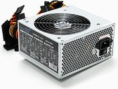 LC500H-12 500W Power Supply ATX 20+4 pin Computer voeding Grijs 500W met PCI-Express 6 pin connector