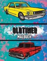 OLDTIMER MALBUCH: VOLUME 2