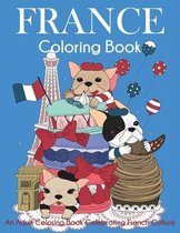 France Coloring Book