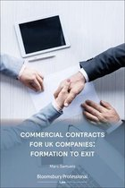 Commercial Contracts for UK Companies