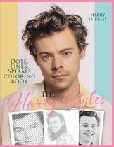 The Harry Styles Dots Lines Spirals Coloring Book