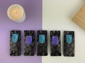 Tea Box Small; Balance - 5 smaken - losse thee - ±6 kopjes per smaak