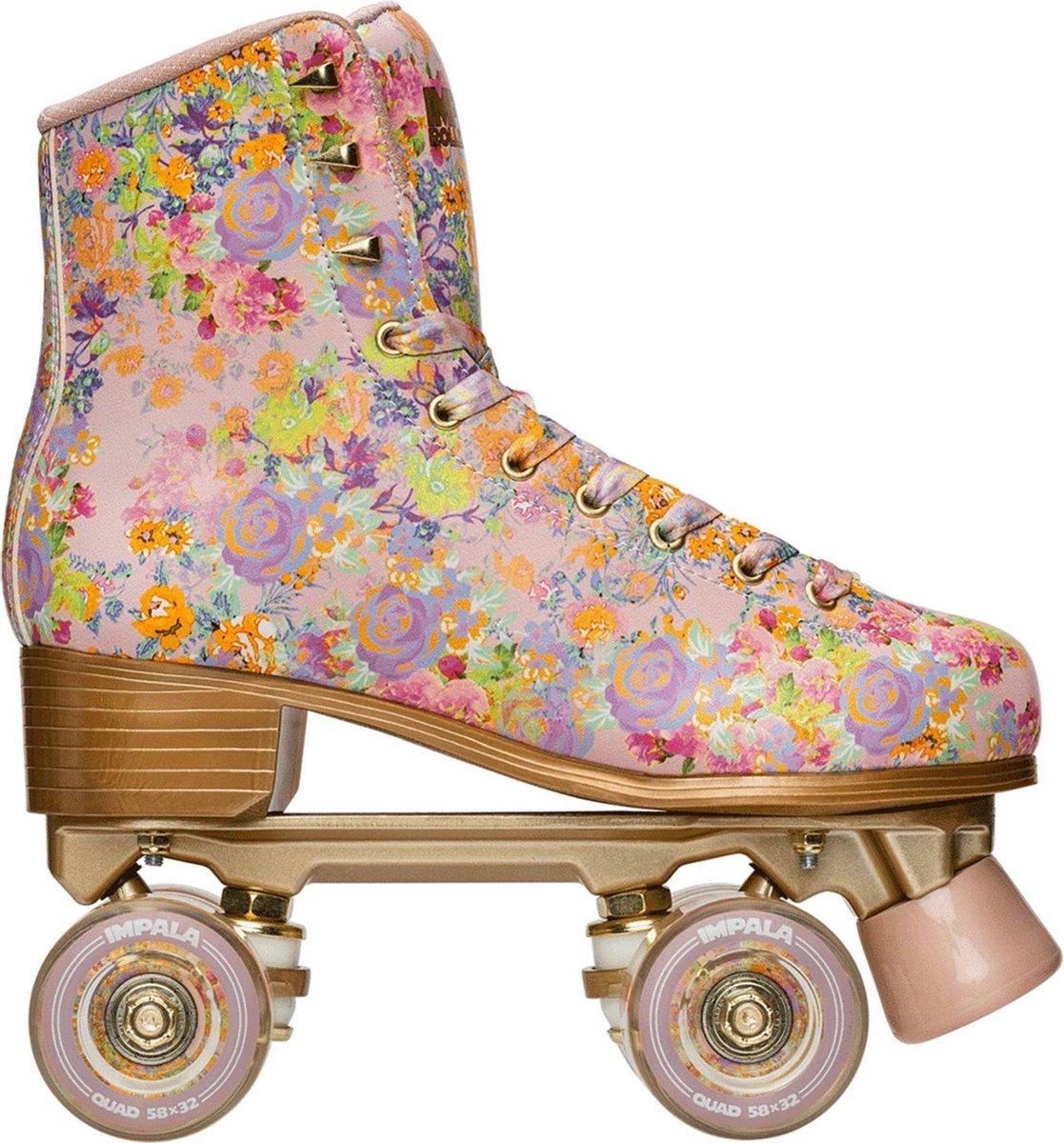 Impala Rollerskates shaka diverse > rollerskates Quad Skate - Cynthia Rowley Floral 41